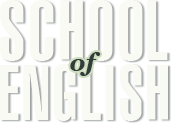 School of English